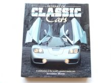 50 YEARS OF CLASSIC CARS ; A CELEBRATION... (Wood 1994)